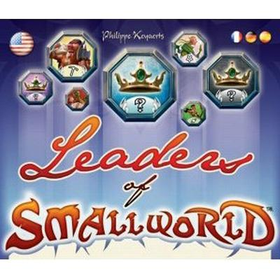 Days of Wonder Small World: Leaders of Small World