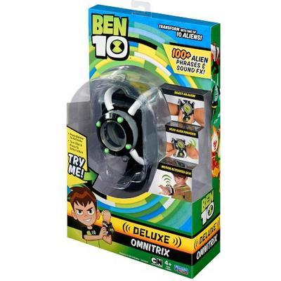 Playmates Ben 10 Deluxe Omnitrix
