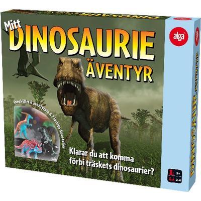 Alga Mitt Dinosaurie äventyr
