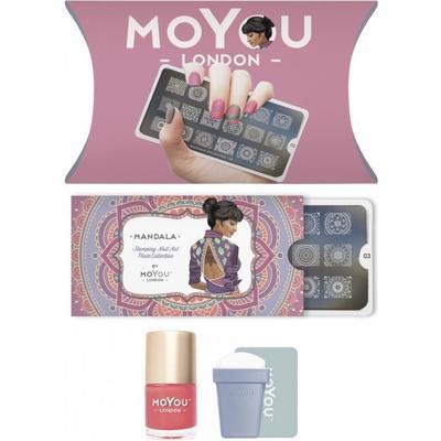 MoYou London Starter Kit Mandala