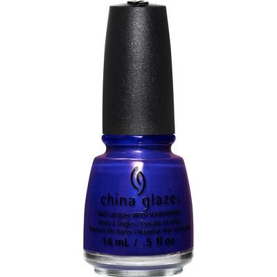 China Glaze Nail Lacquer Combat Blue Ts 14ml
