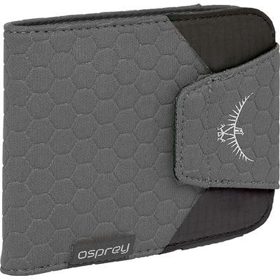Osprey QuickLock Wallet - Shadow Grey