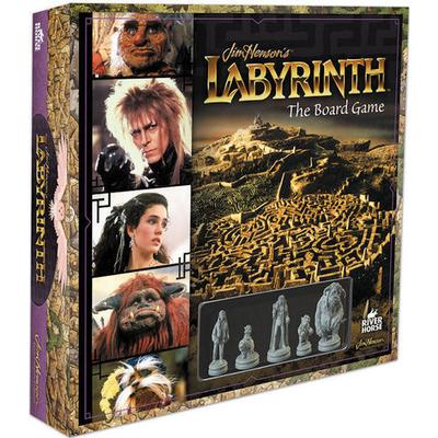 Jim Henson's Labyrinth the Board Game