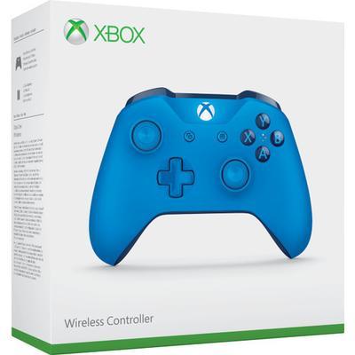 Microsoft Xbox Wireless Controller - Blue (Xbox One)