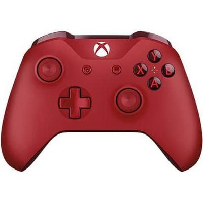 Microsoft Xbox Wireless Controller - Red (Xbox One)