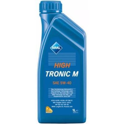 Aral HighTronic M 5W-40 Motorolie