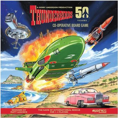 Modiphius Thunderbirds (Engelska)