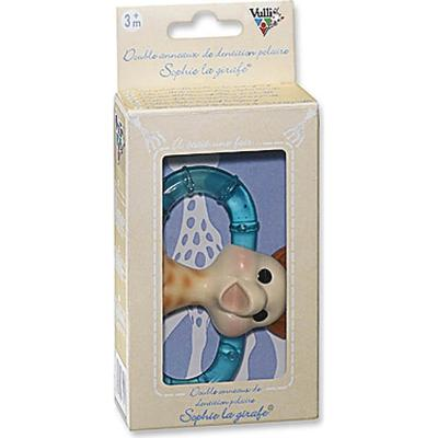 Vulli Sophie la Girafe Double Ice Bite Teething Ring