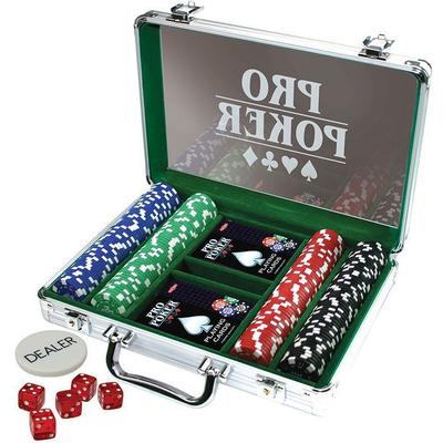 Tactic Pro Poker Case 200 chips