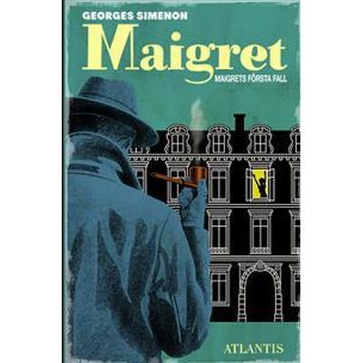 Maigrets första fall (Inbunden, 2017)