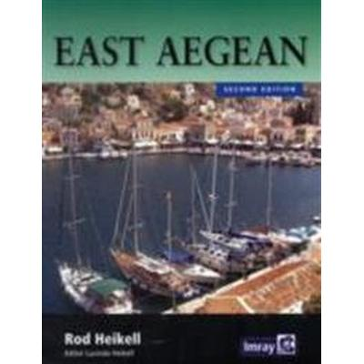 East Aegean: The Greek Dodecanese Islands and the Coast of Turkey from Gulluk to Kedova (Häftad, 2012)