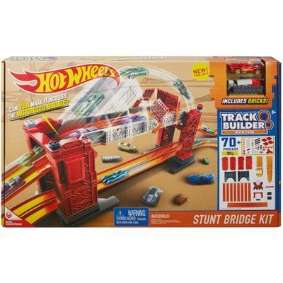 Mattel Hot Wheels Track Builder Stunt Bridge Kit