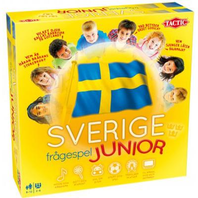 Tactic Frågespelet om Sverige Junior (Svenska)