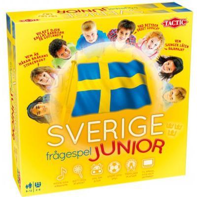 Tactic Frågespelet om Sverige Junior