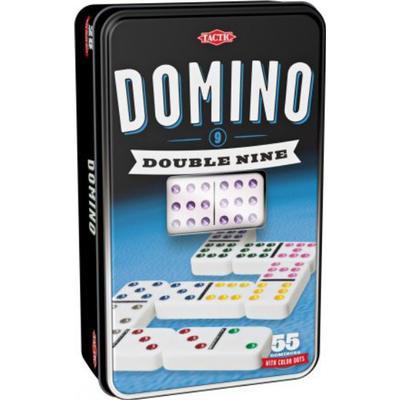 Tactic Double 9 Domino