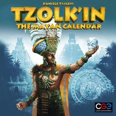 Czech Games Edition Tzolk'in: The Mayan Calendar