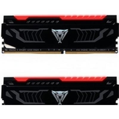 Patriot Viper Red LED Series DDR4 2400MHz 2x8GB (PVLR416G240C4K)