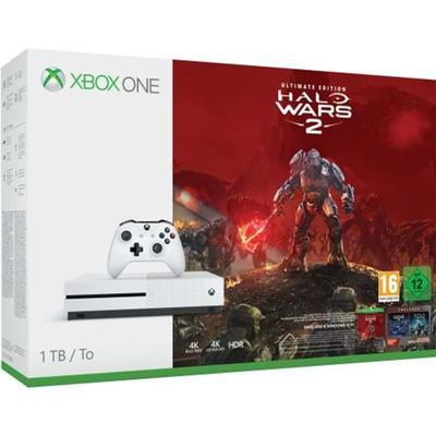 Xbox One S 1TB - Halo Wars 2