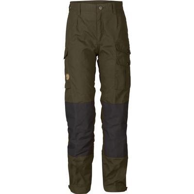 Fjällräven Vidda Trousers - Dark Olive/Dark Grey (F80592-633)