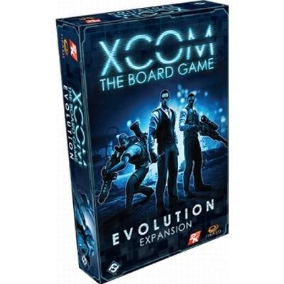 Fantasy Flight Games XCOM: The Board Game Evolution (Engelska)