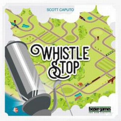 Bezier Games Whistle Stop