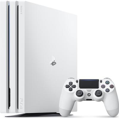Sony Playstation 4 Pro 1TB - White Edition