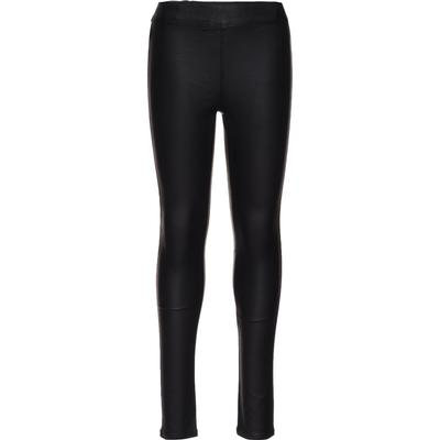 Name It Coated Skinny Fit Leggings - Black/Black (13142300)
