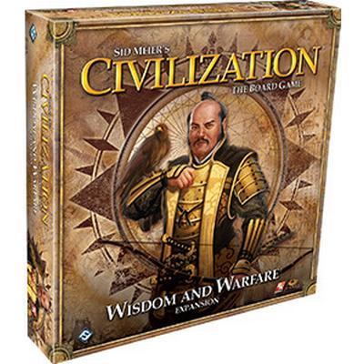 Fantasy Flight Games Civilization: Wisdom & Warfare Expansion