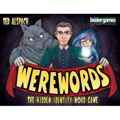 Bezier Games Werewords (Engelska)