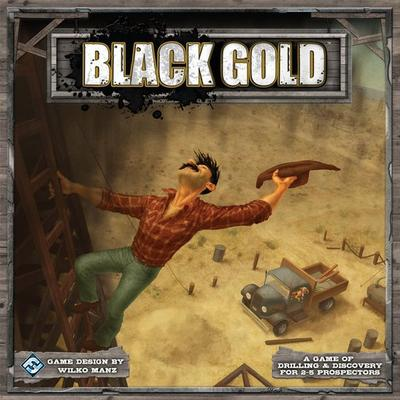 Fantasy Flight Games Black Gold