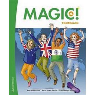 Magic! 4 Elevpaket (Bok + digital produkt) (Övrigt format, 2017)