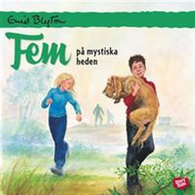 Fem på mystiska heden (Ljudbok nedladdning, 2016)