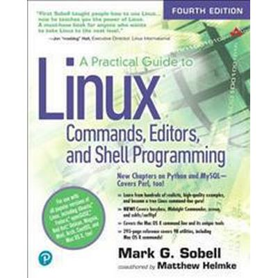 A Practical Guide to Linux Commands, Editors, and Shell Programming (Pocket, 2017)