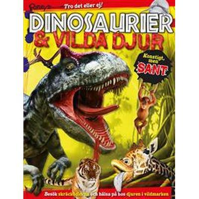 Ripley´s dinosaurier & vilda djur: konstigt men sant (Inbunden, 2017)