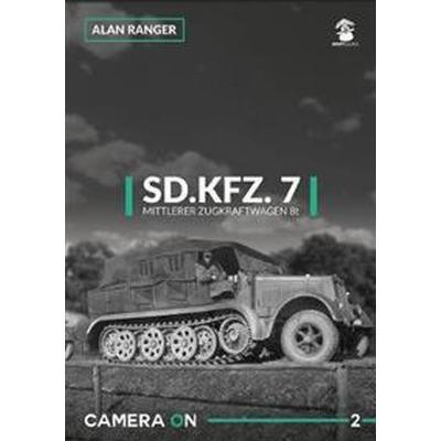 Sd.Kfz.7 Mittlerer Zugkraftwagen 8t (Häftad, 2017)