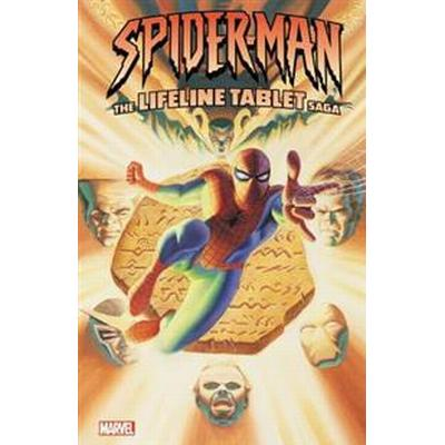 Amazing Spider-Man: The Lifeline Tablet Saga (Häftad, 2017)