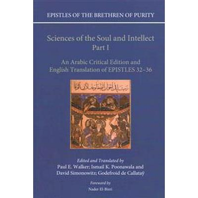 Sciences of the Soul and Intellect (Inbunden, 2016)