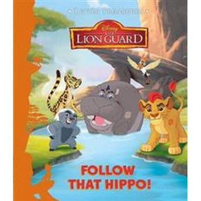 Disney Junior The Lion Guard Follow That Hippo! (Inbunden, 2017)
