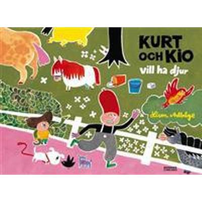 Kurt och Kio vill ha djur (E-bok, 2016)