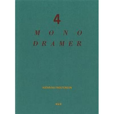4 monodramer (E-bok, 2015)