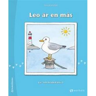 Leo är en mås, nivå 1 (5-pack) (Häftad, 2013)
