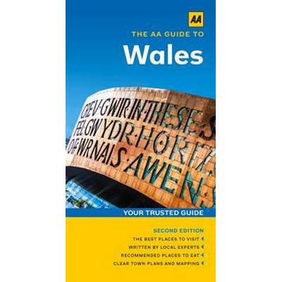 The AA Guide to Wales (Pocket, 2016)