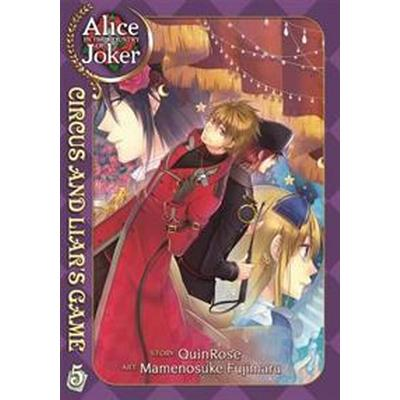 Alice in the Country of Joker Circus and Liar's Game 5 (Pocket, 2014)