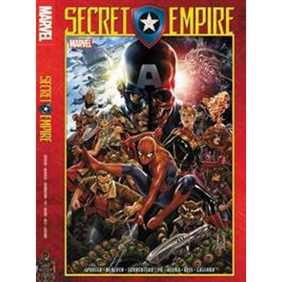 Secret empire (Inbunden, 2017)