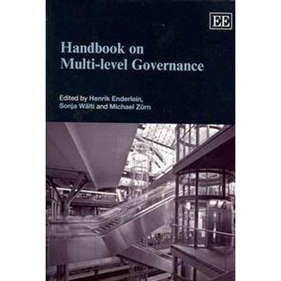 Handbook on Multi-level Governance (Pocket, 2012)