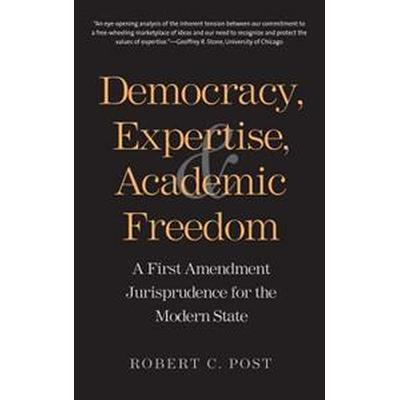 Democracy, Expertise, and Academic Freedom (Pocket, 2013)