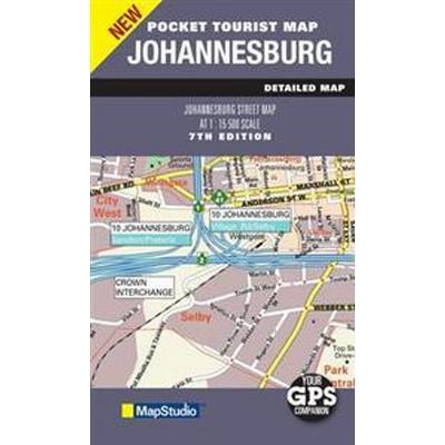 Pocket tourist map Johannesburg (Karta, Falsad., 2011)