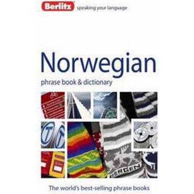 Berlitz Norwegian Phrase Book & Dictionary (Häftad, 2012)