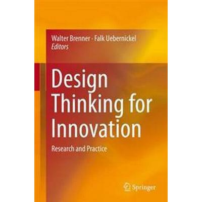 Design Thinking for Innovation (Inbunden, 2016)