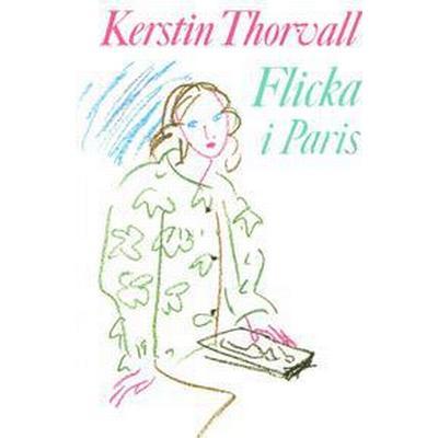 Flicka i Paris (E-bok, 2013)